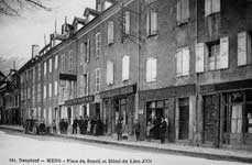 Foto : Hôtel du Lion d'or